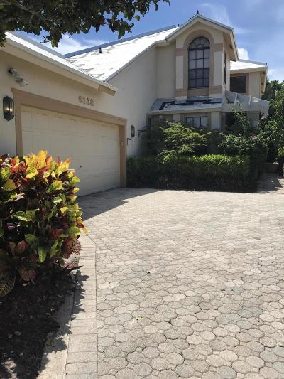 Boca Raton Single Family Home For Sale: 6333 NW 25th Way
