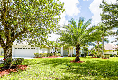 St Lucie County Single Family Home For Sale: 1518 SW Mockingbird Circle