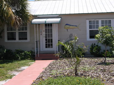Lake Worth Single Family Home For Sale: 810 M Street