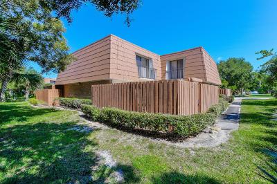 Stuart Townhouse For Sale: 5894 SE Riverboat Drive