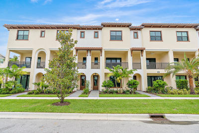 Palm Beach Gardens Rental For Rent: 3019 Franklin Place #3019