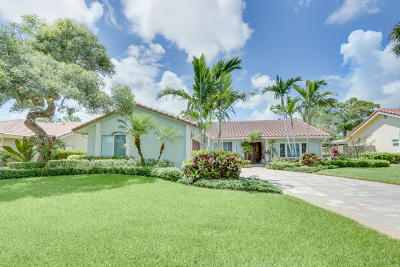 Boca Raton Single Family Home For Sale: 1480 SW 16th Street