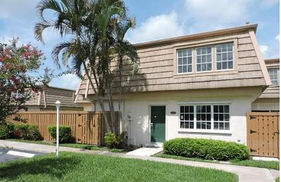 Palm Beach Gardens Townhouse For Sale: 11697 Ficus Street #A
