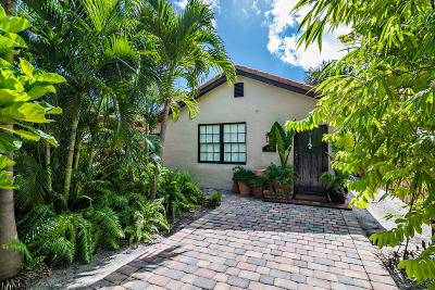 West Palm Beach Single Family Home For Sale: 3630 S Olive Avenue