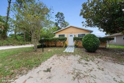 Vero Beach Single Family Home For Sale: 3505 3rd Place