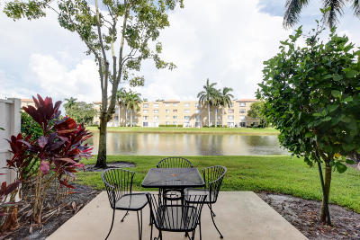 Boynton Beach Condo For Sale: 12511 Imperial Isle Drive #105