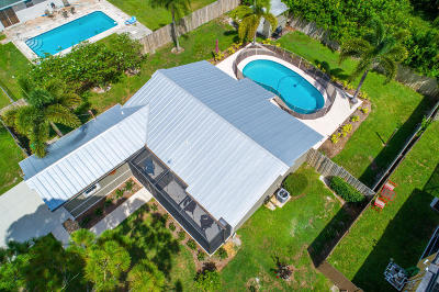 Port Saint Lucie Single Family Home For Sale: 265 SW De Gouvea Terrace