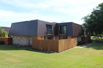 Stuart Townhouse For Sale: 5702 SE Windsong Lane #Unit # 3