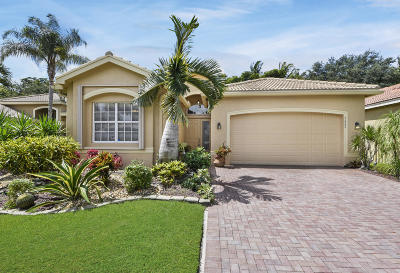 Boynton Beach Single Family Home For Sale: 7442 Ringwood Terrace