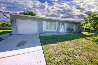 Port Saint Lucie Single Family Home For Sale: 332 NE Ardsley Drive