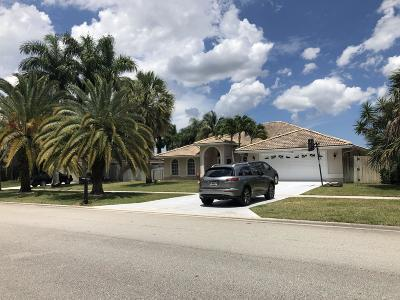 Royal Palm Beach Single Family Home For Sale: 138 Park Road