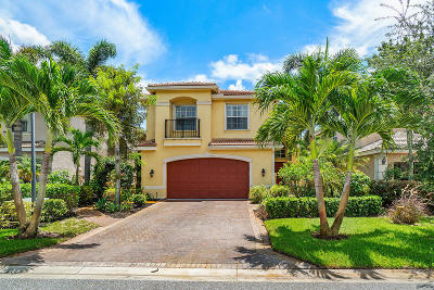 Boynton Beach Single Family Home For Sale: 8941 Sandy Crest Lane