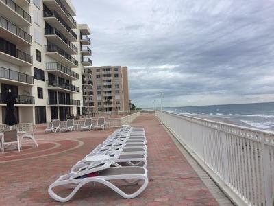 Palm Beach Condo For Sale: 3260 S Ocean Boulevard S #115