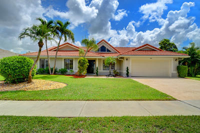 Wellington FL Single Family Home For Sale: $689,900