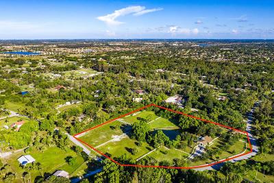 Wellington Single Family Home For Sale: 438 W Rambling Drive