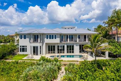 Delray Beach Single Family Home For Sale: 711 Ocean Boulevard