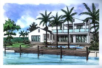 Gulf Stream, Ocean Ridge Single Family Home For Sale: 27 Eleuthera Drive
