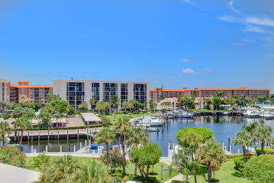 Yacht & Racquet Club Of Boca Raton, Yacht & Racquet Club Of Boca Raton Condo Condo For Sale: 2697 Ocean Boulevard #F501
