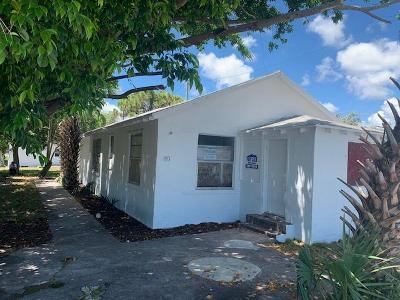 West Palm Beach Single Family Home For Sale: 1110 Palm Beach Lakes Boulevard