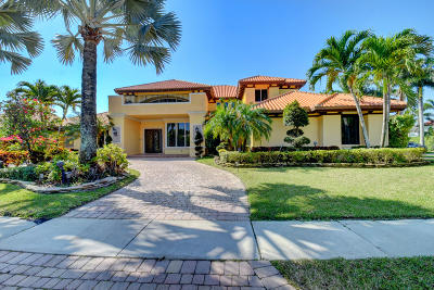 Boca Raton Single Family Home For Sale: 3872 NW 53rd Street