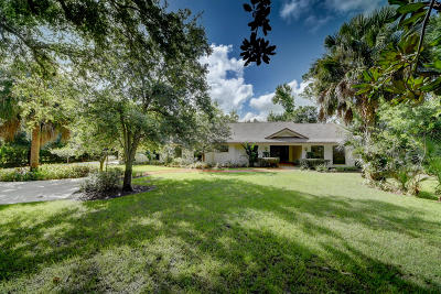 Port Saint Lucie Single Family Home For Sale: 8133 Saratoga Way