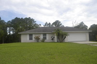 Loxahatchee Single Family Home For Sale: 17272 66th Court