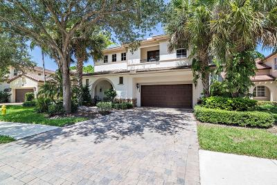 Palm Beach Gardens Single Family Home For Sale: 1917 Flower Drive