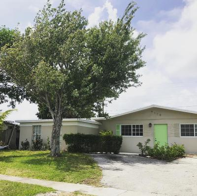 Palm Beach Gardens Single Family Home For Sale: 9119 Keating Drive