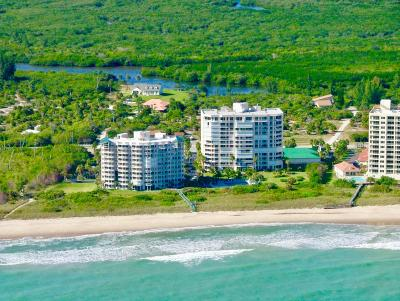 Hutchinson Island Condo For Sale: 3880 Highway A1a #204