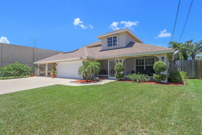 Jupiter FL Single Family Home For Sale: $479,900