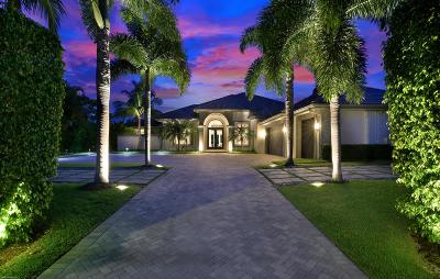 Tequesta Single Family Home Contingent: 263 River Drive