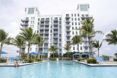 West Palm Beach Condo For Sale: 300 S Australian Avenue #712