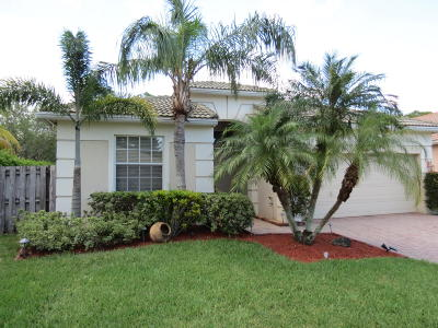 West Palm Beach Single Family Home For Sale: 6602 San Andros