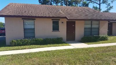 West Palm Beach Condo For Sale: 2703 Ida Way #21a