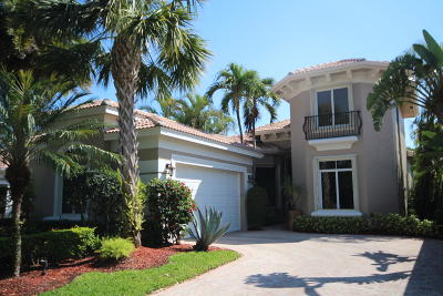 Delray Beach Single Family Home For Sale: 7886 Villa D Este Way