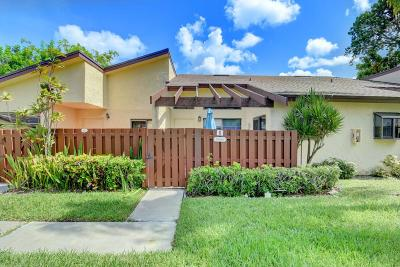 Delray Beach Townhouse For Sale: 14157 Nesting Way #B