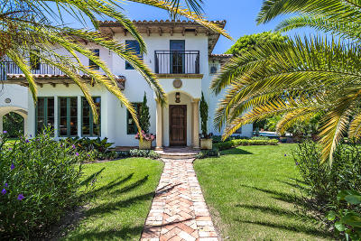West Palm Beach Single Family Home For Sale: 308 Barcelona Road