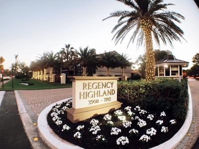 Regency Highland, Regency Highland Club, Regency Highland Club Condo Rental Contingent: 3908 S Ocean Boulevard #T-3