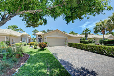 Martin County Single Family Home For Sale: 3581 NW Willow Creek Drive