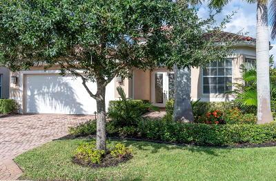 Vero Beach Single Family Home For Sale: 1909 Grey Falcon Circle SW