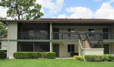 Jupiter FL Condo For Sale: $168,000