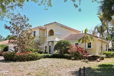 Tequesta Single Family Home Pending: 165 Magnolia Way