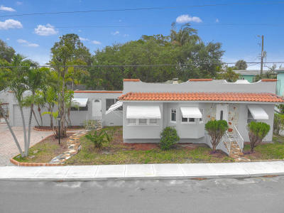 Lake Worth Single Family Home For Sale: 309 4th Avenue