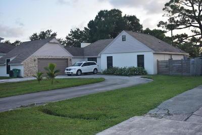 Single Family Home For Sale: 2386 SE Floresta Drive