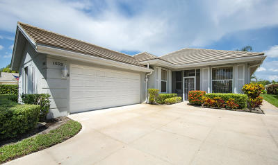 St Lucie County Single Family Home For Sale: 1553 NW Amherst Drive