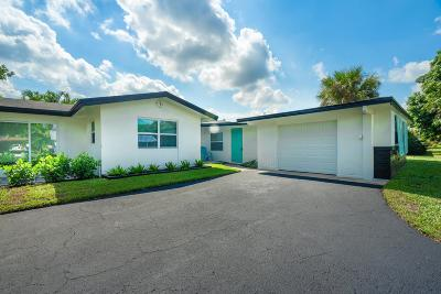 Boynton Beach Single Family Home For Sale: 194 SE 27th Ave