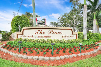 Delray Beach Condo For Sale: 1860 NW 13th Street #201