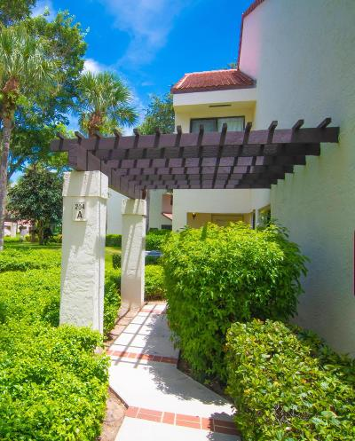 Juno Beach Condo For Sale: 204 Sea Oats Drive #A