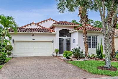 Port Saint Lucie Single Family Home For Sale: 368 NW Toscane Trail