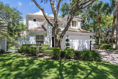 Juno Beach Single Family Home For Sale: 31 Grand Bay Circle